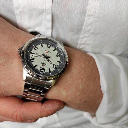 ORIENT FUNG3002W0 Zegarek Męski Japońskiej Marki Orient UNG3002W
