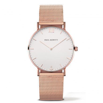 Zegarek Paul Hewitt Sailor Line Rose Gold PH-SA-R-St-W-4M