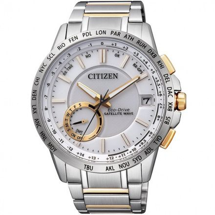 Citizen CC3000-03E Zegarek Męski  Eco-Drive Satellite Wave