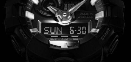 Zegarek Casio GA-700-1AER G-Shock GA 700 1AER GA700
