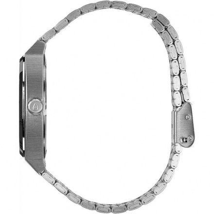 Zegarek Nixon Time Teller Deluxe All Silver - Nixon A9221920
