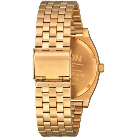 Zegarek Nixon Time Teller Deluxe All Gold - Nixon A9221502