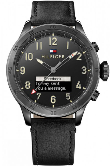 TH1791301 Zegarek Męski Tommy Hilfiger Smartwatch 1791301 TH24-7