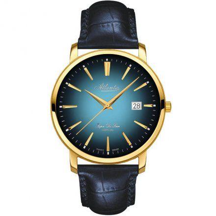 Zegarek Męski Atlantic Super De Luxe 64351.45.51