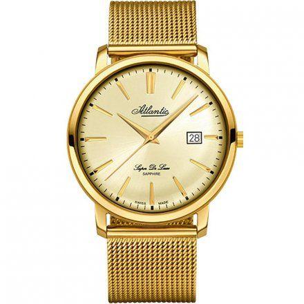 Zegarek Męski Atlantic Super De Luxe 64356.45.31