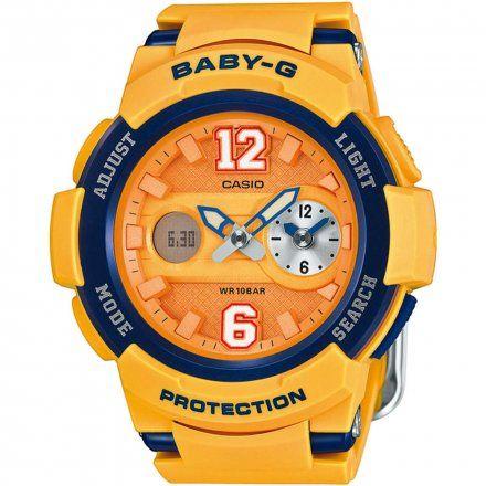 Zegarek Casio BGA-210-4BER Baby-G BGA-210 -4BER