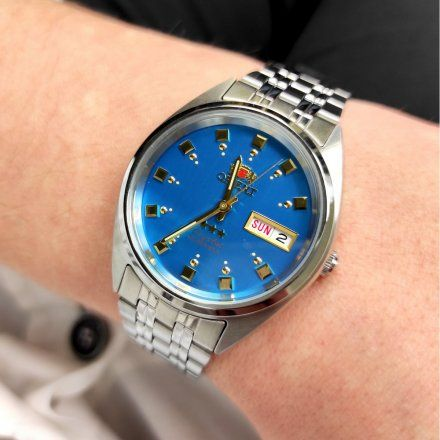 ORIENT FAB00009L9 Zegarek Męski Japońskiej Marki Orient AB00009L