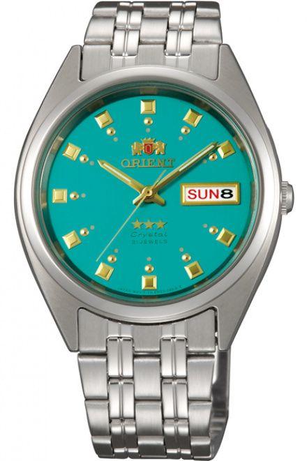 ORIENT FAB00009N9 Zegarek Japońskiej Marki Orient AB00009N