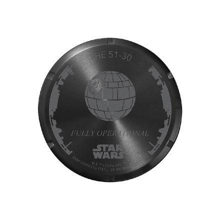 Zegarek Nixon 51-30 Sw Death Star Black - Nixon A172Sw2383