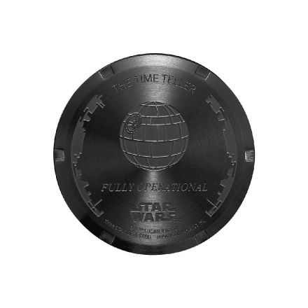 Zegarek Nixon Time Teller Sw Death Star Black - Nixon A045Sw2383