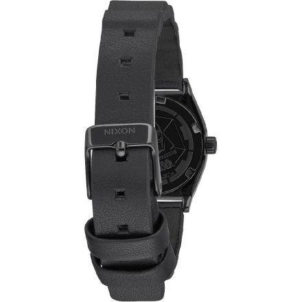 Zegarek Nixon Small Time Teller Leather Vader Black Nixon A509Sw2244