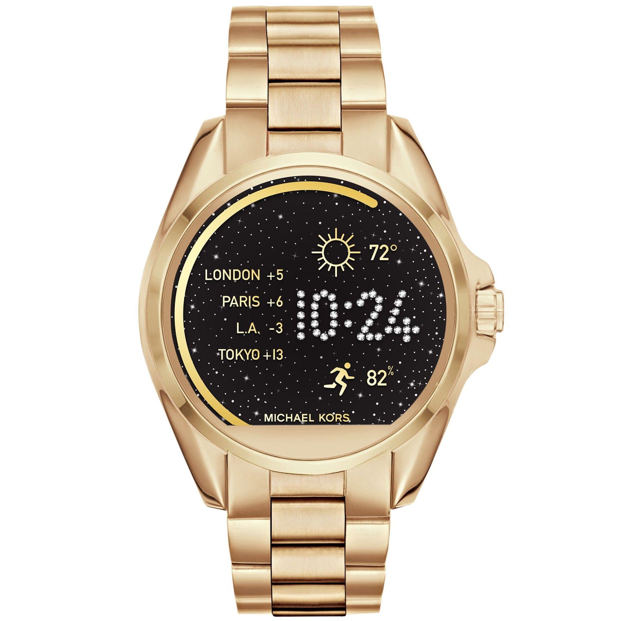 michael kors zegarek smartwatch