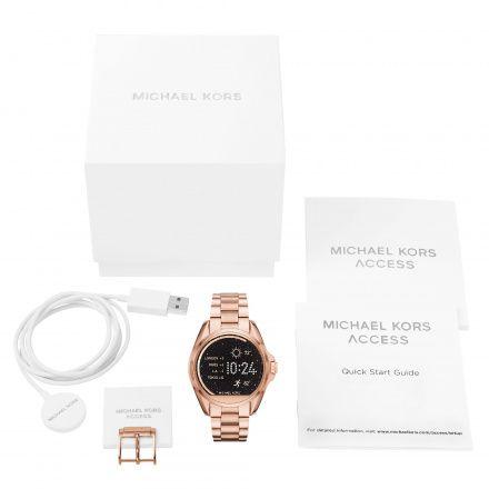 Smartwatch Michael Kors MKT5004 Bradshaw - Zegarek MK Access