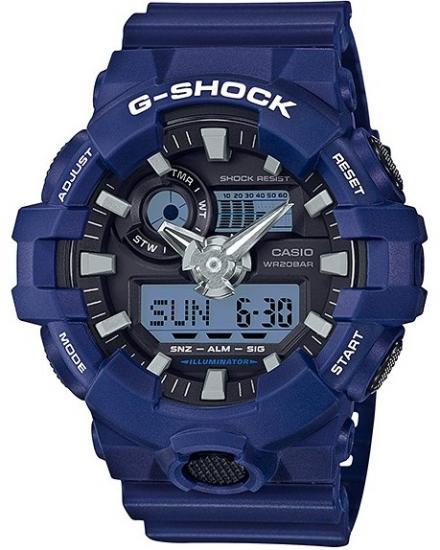 Zegarek Casio GA-700-2AER G-Shock GA700 2AER