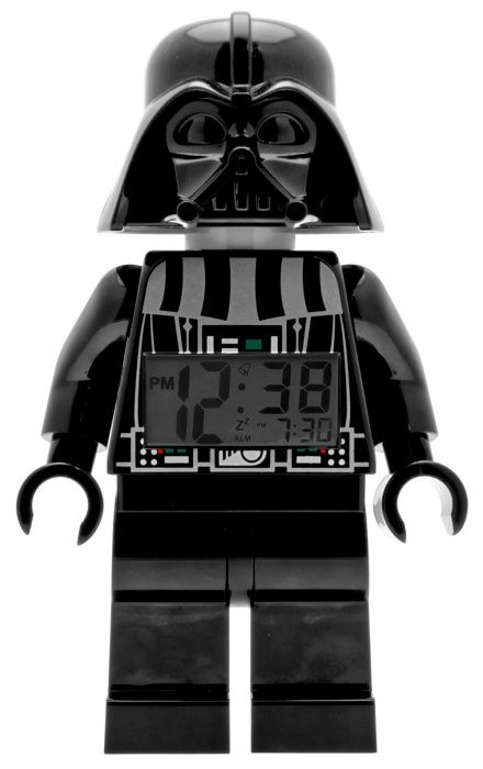 9002113 Budzik LEGO Star Wars Darth Vader