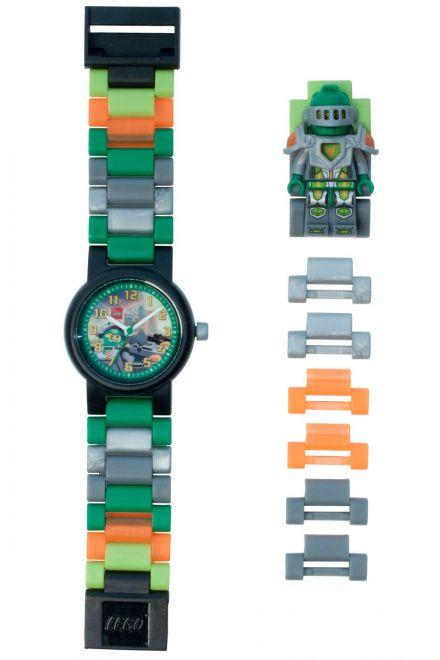 8020523 Zegarek LEGO Nexo Knights Aaron Minifigurka