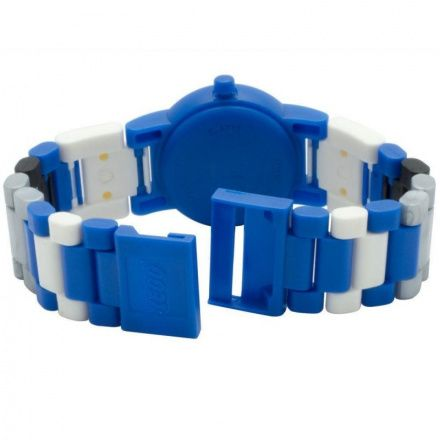 8020028 Zegarek LEGO Policjant + Figurka