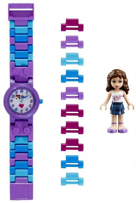 8020165 Zegarek LEGO Friends Olivia + Figurka
