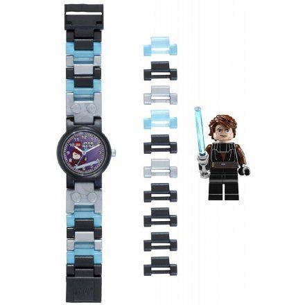 8020288 Zegarek LEGO StarWars Anakin Skywalker + Figurka
