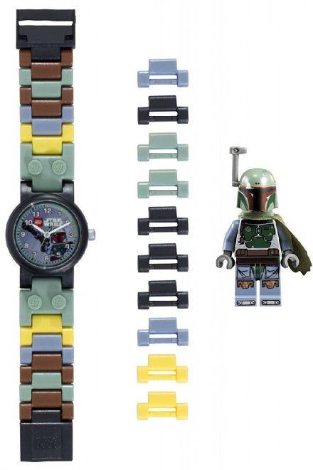 8020363 Zegarek LEGO Star Wars Boba Fett + Figurka