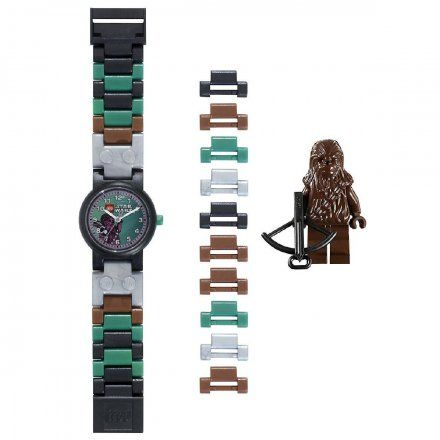 8020370 Zegarek LEGO Star Wars Chewbacca + Figurka