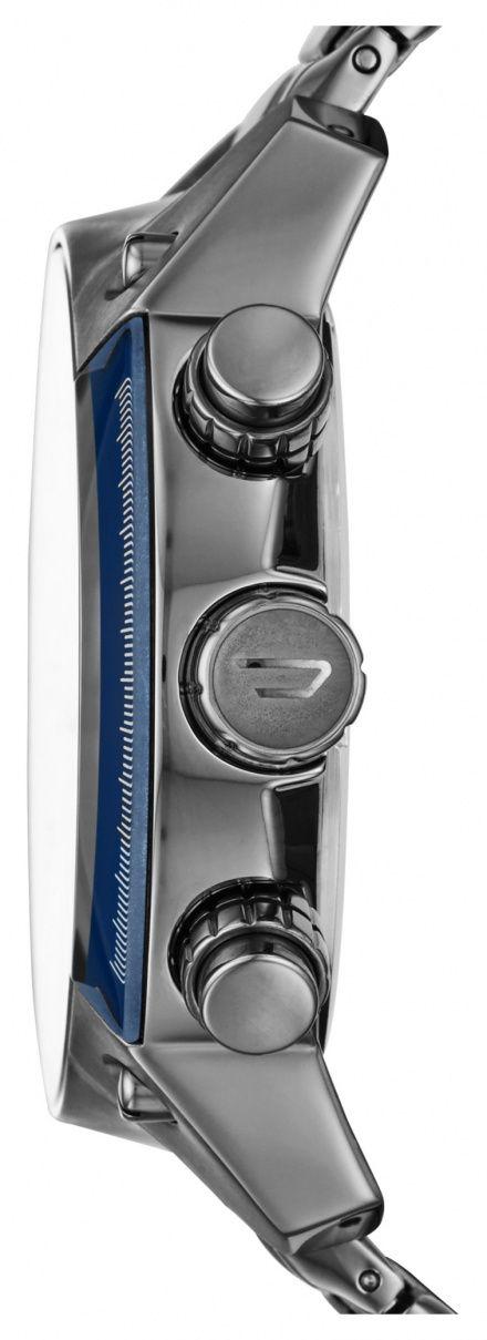 Diesel DZ4412 Zegarek Męski Na Bransolecie Z Kolekcji Overflow