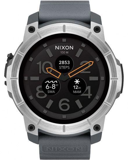 Smartwatch NIXON A11672101 Zegarek Nixon Mission A1167-2101