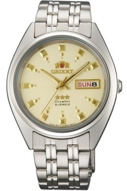 ORIENT FAB00009C9 Zegarek Męski Japońskiej Marki Orient FAB00009C