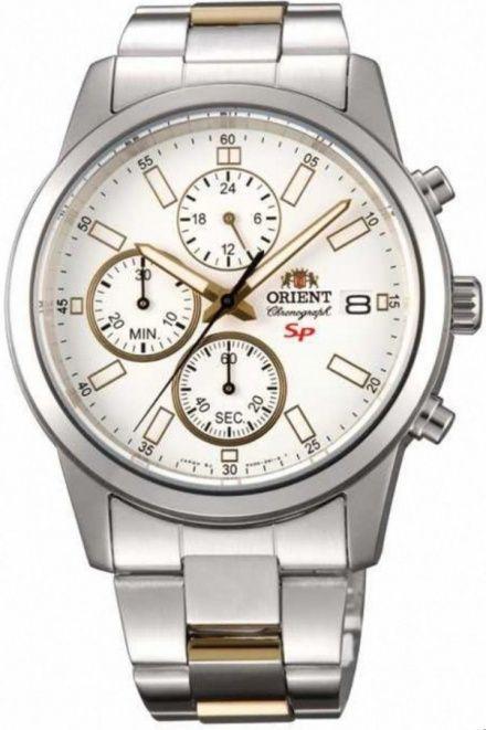 ORIENT FKU00001W0 Zegarek Japońskiej Marki Orient FKU00001W