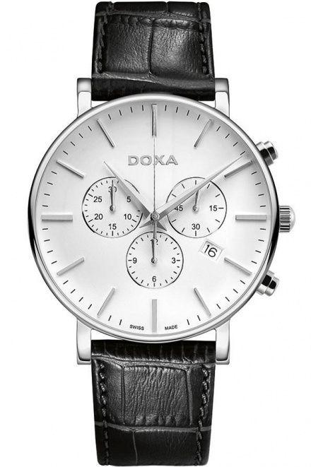 Zegarek Szwajcarski Doxa D-Light Chrono 172.10.011.01