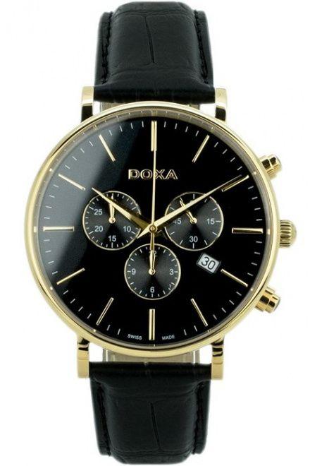 Zegarek Szwajcarski Doxa D-Light Chrono 172.30.101.01