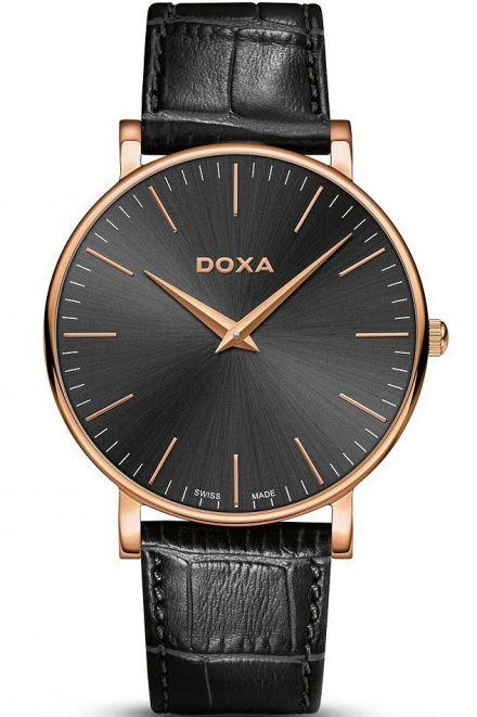 Zegarek Szwajcarski Doxa D-Light 173.90.101.01