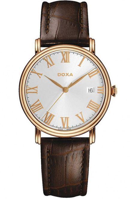 Zegarek Szwajcarski Doxa Royal 222.90.022.02