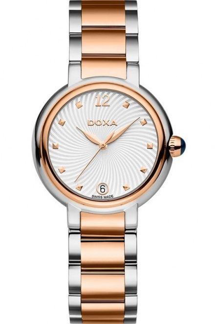 Zegarek Szwajcarski Doxa Blue Stone 510.65.026.60