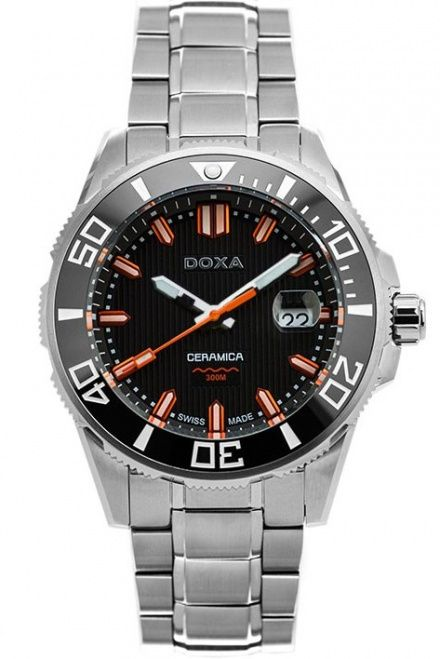 Zegarek Szwajcarski Doxa Into The Ocean 707.10.101.10