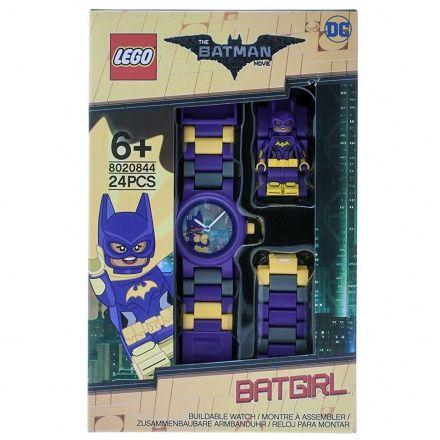 8020844 Zegarek LEGO Batman Batgirl Minifigurka