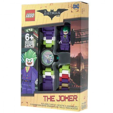 8020851 Zegarek LEGO Batman Joker Minifigurka