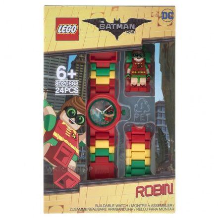 8020868 Zegarek LEGO Batman Robin Minifigurka