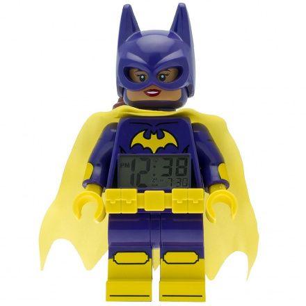 9009334 Budzik LEGO Batman Batgirl