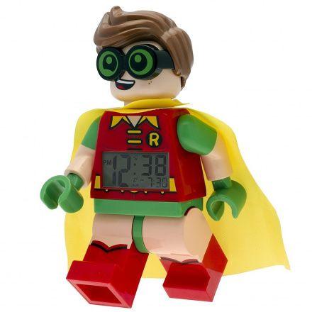 9009358 Budzik LEGO Batman Robin