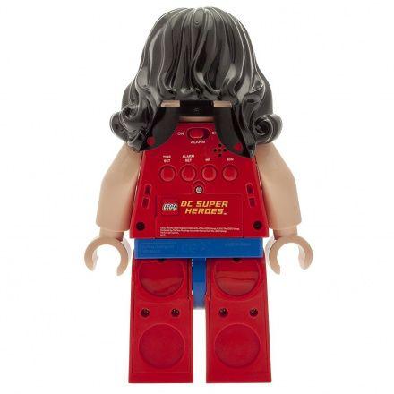 9009877 Budzik LEGO Super Heroes Wonder Woman