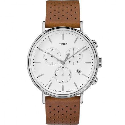 TW2R26700- Zegarek Męski Timex Weekender Fairfield Chronograph TW2R26