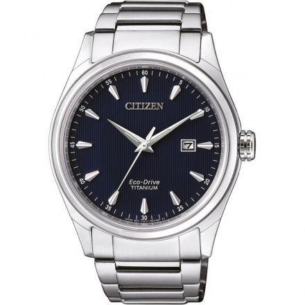 Citizen BM7360-82L Zegarek Męski Titanium BM7360 82L