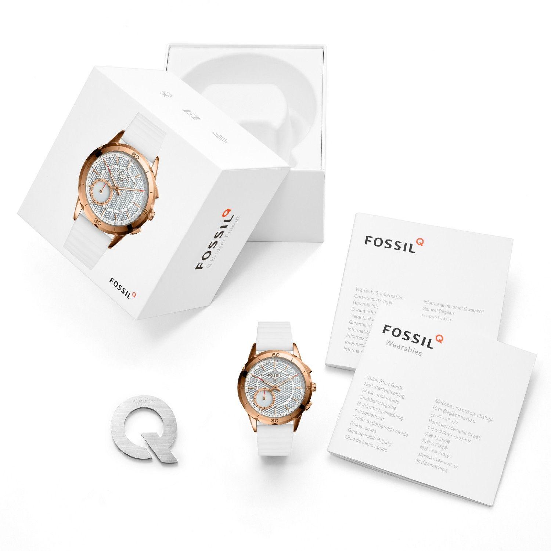 Zegarek Fossil Q Ftw1135 Fossilq Modern Pursuit Hybrid Watch Smartwatch
