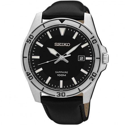 Seiko SGEH65P1 Zegarek Męski Classic