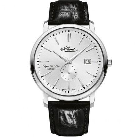 Zegarek Męski Atlantic Super De Luxe 64352.41.21