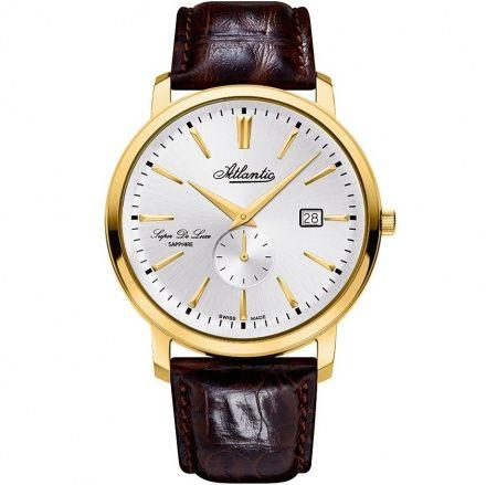 Zegarek Męski Atlantic Super De Luxe 64352.45.21