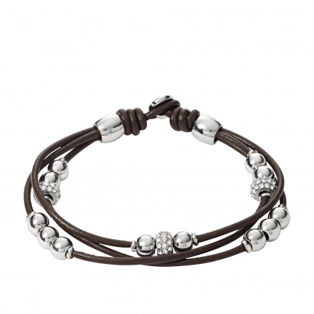 Biżuteria Fossil - Bransoleta JA6068040