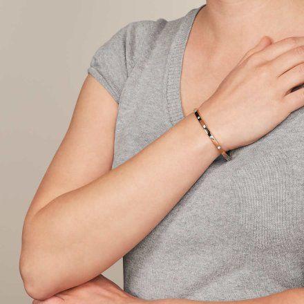 Biżuteria Fossil - Bransoleta JF00843791 Rozmiar M