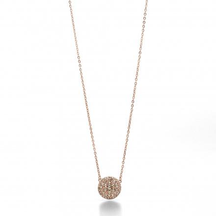 Biżuteria Fossil - Naszyjnik JF00139791